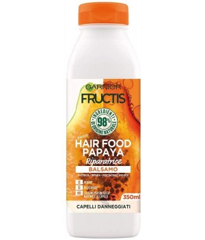 Fructis  Hair Food Balsamo Papaya 350 ml