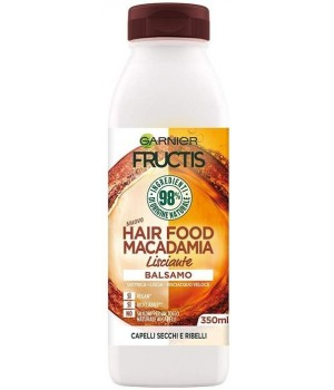 Fructis  Hair Food Balsamo Macadamia 350 ml