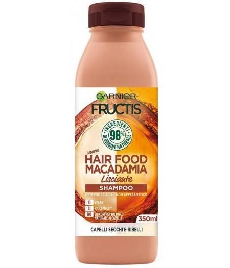 Fructis  Hair Food Shampoo Macadamia 350 ml