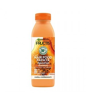 Fructis  Hair Food Shampoo Papaya 350 ml