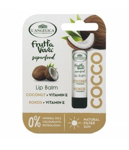 Lip Balm Cocco + Vitamina E