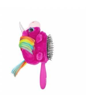 Spazzola Peluche unicorno