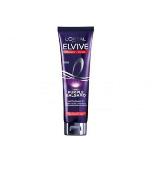 Elvive Balsamo Purple Anti-Giallo 200 Ml
