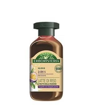 Shampoo 2in1 Latte di riso e frutto della passione 225 Ml