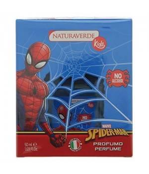 Naturaverde Profumo Spiderman Per Bambini 50Ml