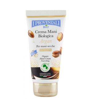 Crema Mani Biologica Argan 75 ml