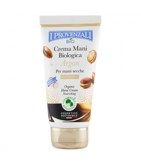 Crema Mani Biologica Argan 75 ml