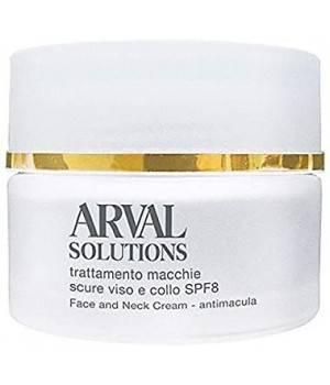 Face and Neck Cream Trattamento Macchie Scure Viso e Collo SPF8 30 ml