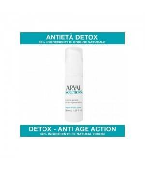 Arval Solutions Crema Antietà D-Tox Rigenerante 30 ml