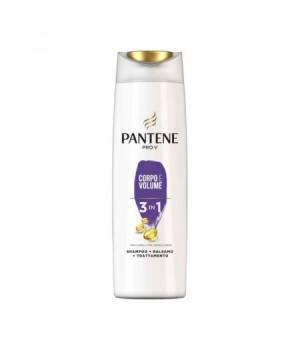 Shampoo 3 in 1 Corpo e volume 225 Ml