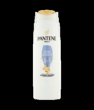 Shampoo+Balsamo+Trattamento Extra Delicato 225 ml