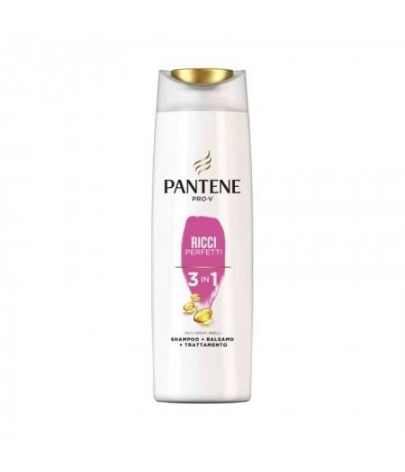 Pro-V 3in1 Shampoo+Balsamo+Trattamento Ricci Perfetti 225 ml