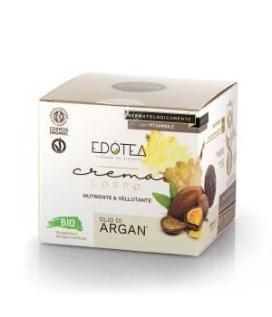 Edotea Crema Corpo Olio ARGAN Nutriente 250 ml