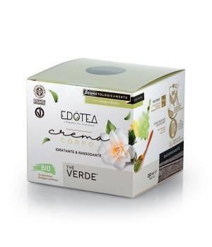Edotea Crema Corpo Rassodante Thè Verde 250 ml