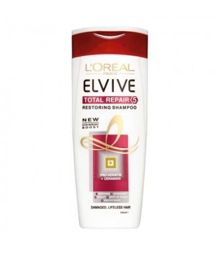 Total Repair 5 Shampoo Ricostituente Capelli Sciupati 250 ml