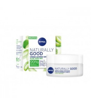 Natural Good Crema Giorno Antirughe 50ml