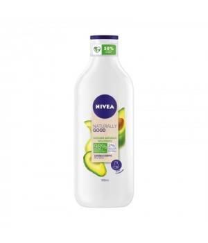 Body Naturally Good Avocado Natutale Vellutante Pelle Secca 350 Ml