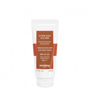 Super Soin Solaire Crème Soyeuse Corps SPF 30 150ml