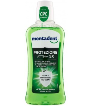 Protezione Attiva 5X Collutorio Con Cpc Technology 400 ml