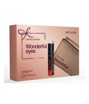 Limited Edition Wonderful Eyes Pochette+Matita+Mascara