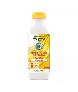 Fructis  Hair Food Balsamo Banana 350 ml