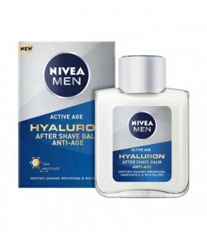 After Shave Balm Active Age Hyaluron Anti Age 100 Ml