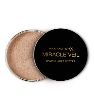 Miracle Veil Radiant Loose Powder, Cipria in Polvere Libera a Lunga Durata, 15 g