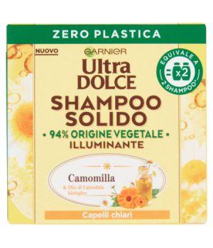 Shampoo Solido Ultra Dolce Camomilla e Miele 60 gr