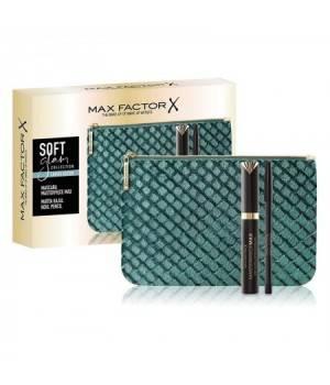 Soft Glam Collection - Mascara Masterpiece Max + Matita Occhi Kohl Pencil + Pochette