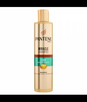Pantene Pro-V Miracle Shampoo Protezione Cheratina Lisci Effetto Seta 250 ml