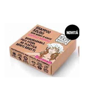 Shampoo Solido Capelli Normali 80 Gr.