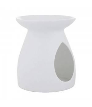 Yankee Candle - Bruciatore in ceramica bianco