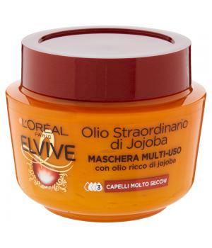 Olio Straordinario, Maschera nutriente per capelli secchi o spenti 300ml
