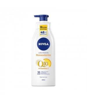 Body Fluida Latte Idratente Rassodante Q10 Pelle Normale 400 Ml