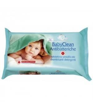 Salviettine antibatteriche disinfettanti detergenti PMC 72 Pz