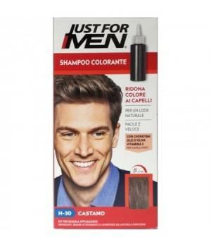 Shampoo Colorante Castano Naturale