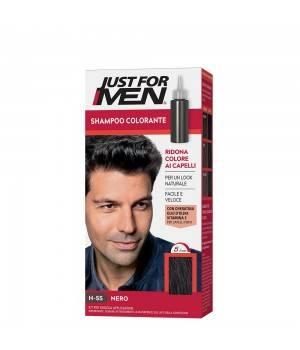 Shampoo Colorante NERO NATURALE