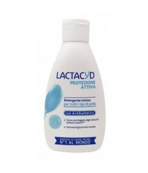 Detergente Intimo Protezione Attiva Con Antibatterico 200 Ml