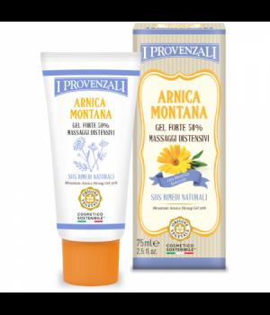 Arnica Montana Gel Forte Massaggi Intensivi Tubo 75 Ml