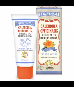 I Provenzali Calendula Officinalis Dermo Crema Protettiva 75 Ml