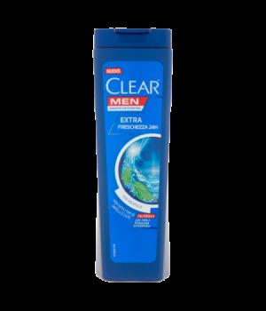 Shampoo Antiforfora Extra Freschezza 24H per Tutti i Tipi di Capelli 225 ml