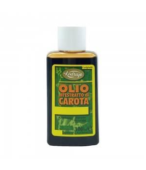 Kodrap Olio all'estratto di Carota - Olio Solare 100 ml