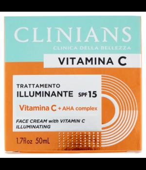 Crema viso Illuminante Con Vitamina C 50 ml