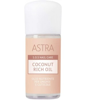 Cocunut Rich Oil - Olio Nutriente Unghie e Cuticole - 12 ml