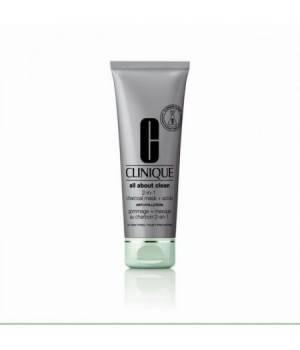 Clinique All About Clean Chorcoal Mask e Scrub 100 ml