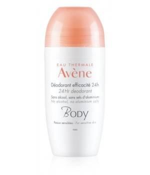 AvèneBodydeodorante roll-on per pelli sensibili 50 ml