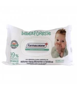Farmacotone Bebe Puresse Salviette 60 pz