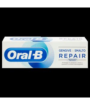 Oral-B Dentifricio Gengive & Smalto Repair Sbiancante Delicato 75 ml