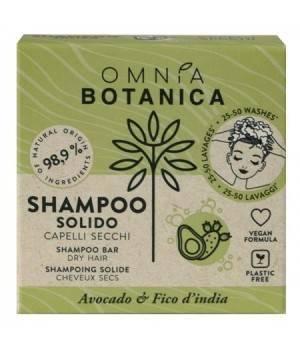 Shampoo Solido Avocado & Fico d'India