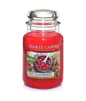 YANKEE CANDLE GIARA GRANDE Red Raspberry